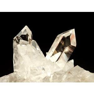 水晶クラスター原石 ブラジル産 200-250グラム
