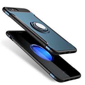 iphone7 ケース ポイント2倍 リング付き 落下防止 クーポン最大20%off 耐衝撃 ケース アイホン7 保護ケース シンプル 大人 セール|feerita