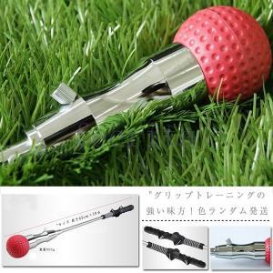 ゴルフ スイング 練習器具 右打ち用 スイングトレーナー スイング矯正 音 ゴルフ 練習 ゴルフスイングトレーナー グリップ 練習棒 練習用クラブ 素|feerita