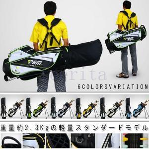 メンズ キャディバッグ ゴルフバッグ ゴルフ用品|feerita