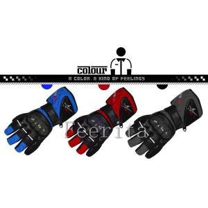 バイクグローブ バイク用品 本革 革 通勤 街乗りに 手袋 メンズ サイクル用 スノーボード用 feerita