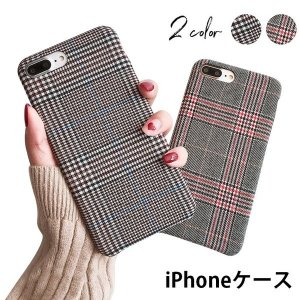 iPhoneケースiPhoneカバーギンガムチェックスマホケーススマホカバー保護ケース携帯ケース大人可愛い|feerita