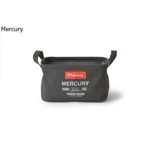 Mercury マーキュリー キャンバス レクタングルボックス S ブラック