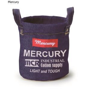 Mercury マーキュリー デニム ミニバケツ
