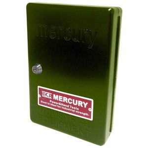 Mercury マーキュリー キーキャビネット カーキ キーケース
