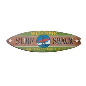 サーフデザインボード SURF SHACK サーフボード  ビーチハウス  西海岸 かわいい おしゃ...