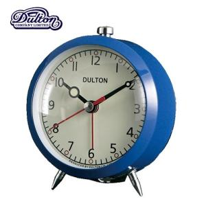 ALARM CLOCK BLUE アラームクロック 時計 目覚まし時計 ダルトン