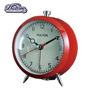 ALARM CLOCK RED アラームクロック 時計 目覚まし時計 ダルトン