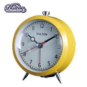 ALARM CLOCK YELLOW アラームクロック 時計 目覚まし時計 ダルトン