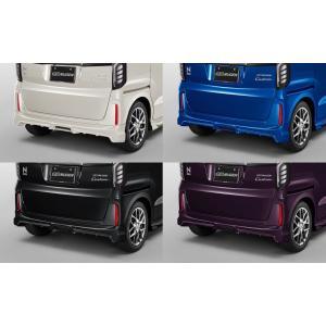無限 N-BOX Custom ( エヌボックス カスタム ) JF3 JF4 リアアンダースポイラー ※スロープ仕様車不可 felice-inc-shop