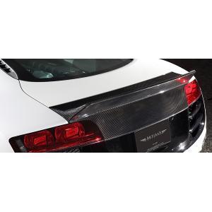 アーティシャンスピリッツ アウディ R8 V8 / V10 リアウイング カーボン felice-inc-shop