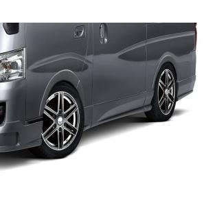 IMPUL インパル NV350 キャラバン E26 前期/後期共通 フェンダートリム ※インパルエアロ専用パーツ|felice-inc-shop