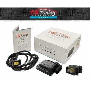TDI チューニング 正規代理店 サブコン ハイエース レジアスエース 200系 5型 6型 2.8 [1GD-FTV] 151PS CRTD4 TWIN CHANNEL Diesel ※Bluetoothオプション付