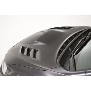 VARIS バリス スバル レヴォーグ ARISING-I クーリング ボンネット FRP 未塗装 [型番: VBSU-130 ]|felice-inc-shop