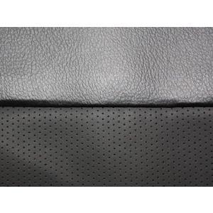 トヨタ アクアLグレード専用シートカバー レザー&パンチング 送料無料 ブラック 防水|felice-vita|05