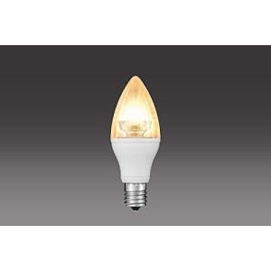 シャープ LED電球 シャンデリア電球タイプ 小形電球25W形相当 全光束370lm 調光器対応 電球色 口金E17 DL-JC3EL felicevoice-store