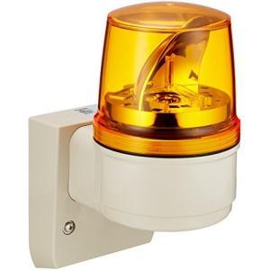 デジタル LED回転灯 アローライトシリーズ 小型パワー 超高輝度 LRSLB-100Y-A felicevoice-store