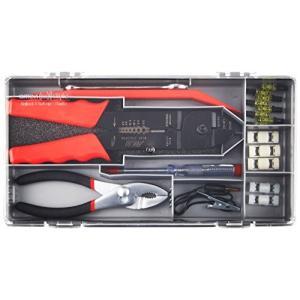 エーモン よく使うクルマの配線工具セット 2842 felicevoice-store