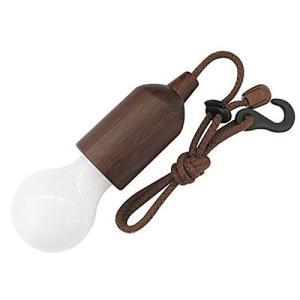 DAISHIN 引くだけ簡単LEDライト 電球色 ダークブラウン DLB004DB felicevoice-store