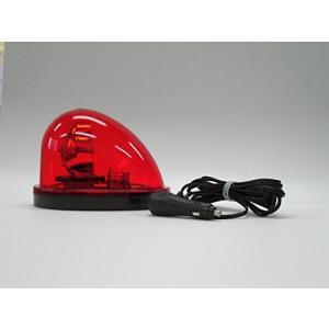 LED着脱回転灯 赤色 12V/24V 兼用 BFM-LEDr felicevoice-store