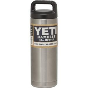 Yeti(イエティ) RAMBER 保冷 ステンレス 真空二重構造 ボトル キャンプ アウトドア バーベキューで大活躍 18 oz [並|felicevoice-store