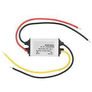 マイクロ DC電圧降圧コンバータ - Dewin 降圧コンバータ、DC-DCコンバータ24V〜12V高効率降圧電源5A felicevoice-store