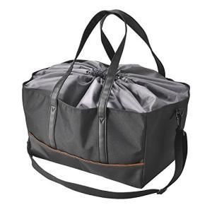カーメイト ショッピングバッグ エコバッグ 買い物かごサイズ 保冷バッグ ISOFIX固定式 折りたたみ DZ496 felicevoice-store