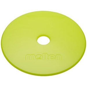 molten(モルテン) マーカーパッド アウトドア WM0010-Y 蛍光イエロー|felicevoice-store
