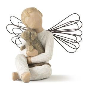 高さ9cm。手のひらサイズのかわいい彫像です。 心が伝わるヒーリングインテリア、ギフトとして、世界中...