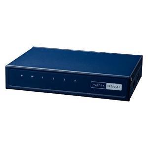 メーカー型番 : VR500-A1 有線対応規格:1000BASE-T、100BASE-TX、10B...