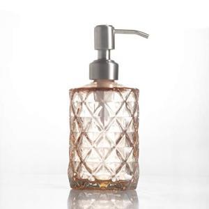 容量:330ml 一回押せば出る量:約2ml 材質:ガラス本体+ステンレスポンプ 利点:耐久性、清潔...