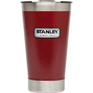STANLEY(スタンレー) スタッキング真空パイント/タンブラー フタ付き 0.47L レッド felicevoice-store
