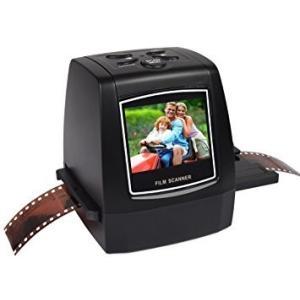 35mmネガフィルム, スライドなどをスキャニングしてデジタル化できる(22万画素/JPEG画像)フ...