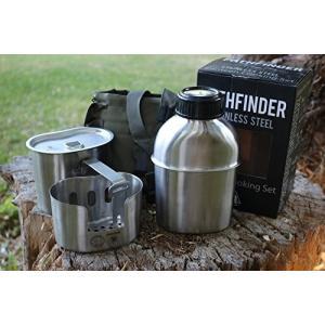 (パスファインダー) PATHFINDER GEN2 Canteen Cooking Set キャンティーン クッキング セット|felicevoice-store