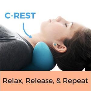 C-RESTで首と肩に作用すれば痛みとストレスを10分で解放!簡単、安全、そして革命的。 商品サイズ...