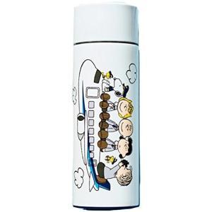 ANA限定 スヌーピー ステンレスマグボトル 機内限定 機内販売 ピーナッツ|felicevoice-store