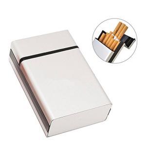 高品質の金属 収納 20本 シガレット シガレットケース/ 煙草 保護 カバー felicevoice-store