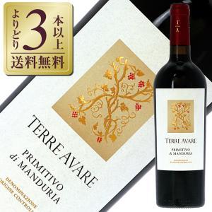 赤ワイン イタリア ミニーニ テッレ アヴァーレ プリミティーヴォ ディ マンドゥーリア DOC 2016 750ml wine felicity-y