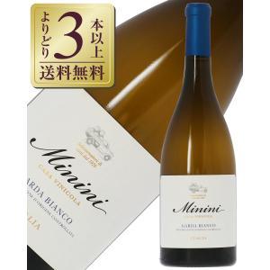 白ワイン イタリア ミニーニ ガルダ ビアンコ 2018 750ml wine felicity-y