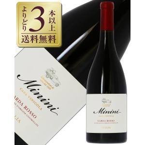 赤ワイン イタリア ミニーニ ガルダ ロッソ 2018 750ml wine felicity-y