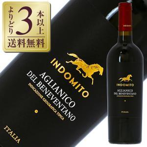 赤ワイン イタリア ミニーニ インドーミト アリアニコ ベネヴェンターノ IGT 2018 750ml wine felicity-y