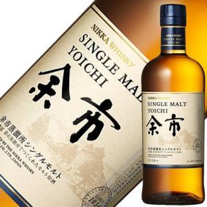 ウイスキー ニッカ シングルモルト 余市 45度 700ml 洋酒 whisky
