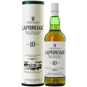 ウイスキー ラフロイグ 10年 40度 並行 箱付 700ml シングルモルト 洋酒 whisky
