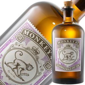 ジン モンキー47 シュヴァルツヴァルド ドライジン 47度 並行 500ml スピリッツ gin