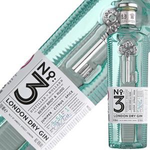 ジン No.3(ナンバー3) ロンドン ドライ ジン 46度 700ml スピリッツ gin|felicity-y