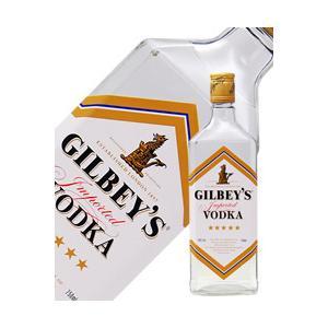 ウォッカ ギルビー ウォッカ 45度 正規 750ml スピリッツ vodka|felicity-y