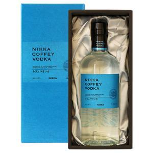 ウォッカ ニッカ カフェ ウォッカ 40度 ギフトボックス 700ml スピリッツ vodka|felicity-y