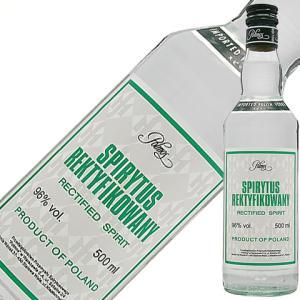 ウォッカ スピリタス 96度 正規 500ml スピリッツ vodka|felicity-y