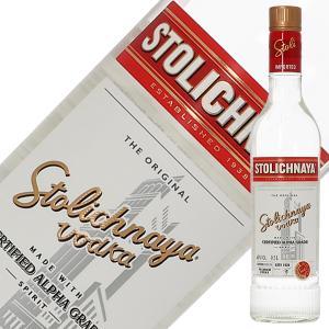 ウォッカ ストリチナヤ ウォッカ 40度 正規 500ml スピリッツ vodka|felicity-y