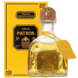 テキーラ パトロン アネホ 40度 並行 箱付 750ml スピリッツ tequila